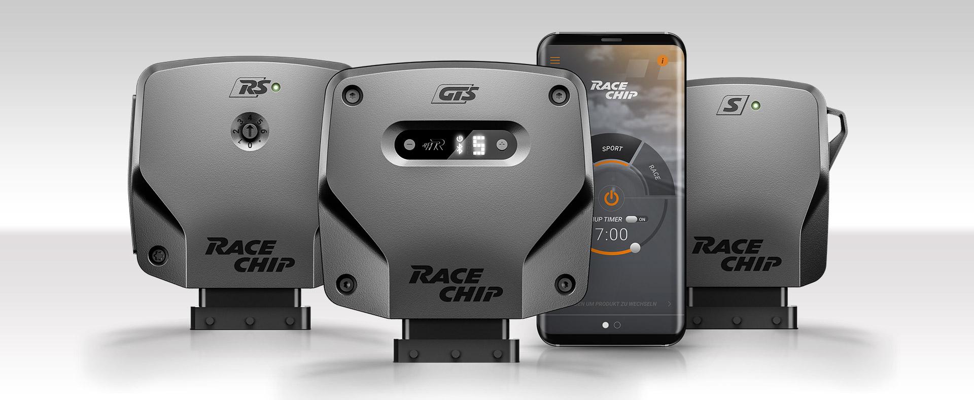 RaceChip presents brand new product line-up in Birmingham