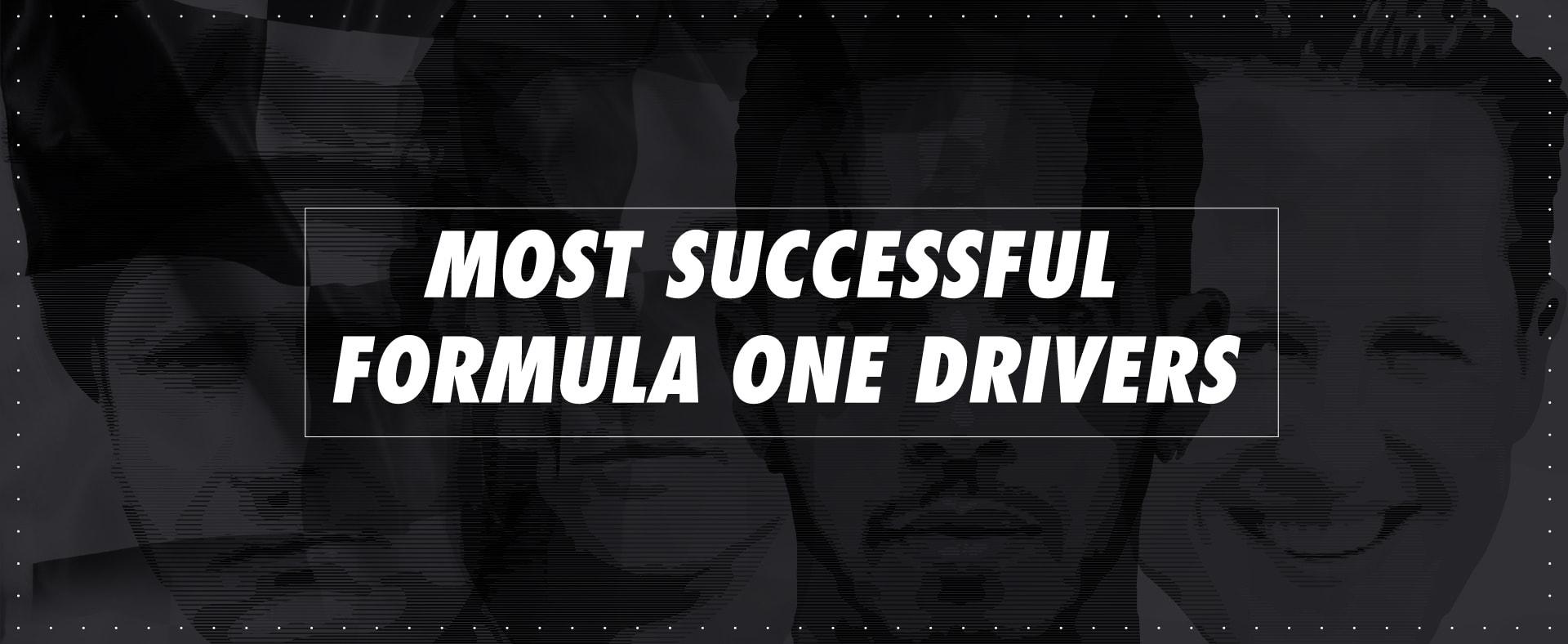 Most Successful F1 drivers