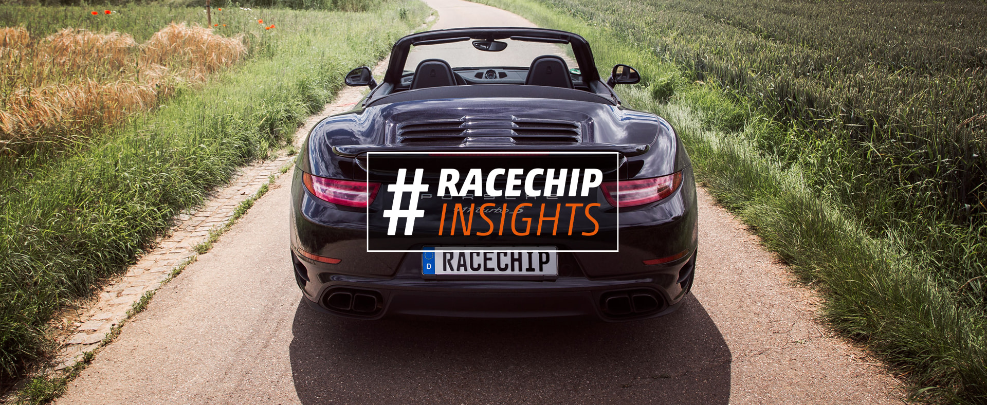 Porsche 911 Turbo S | #RaceChipInsights